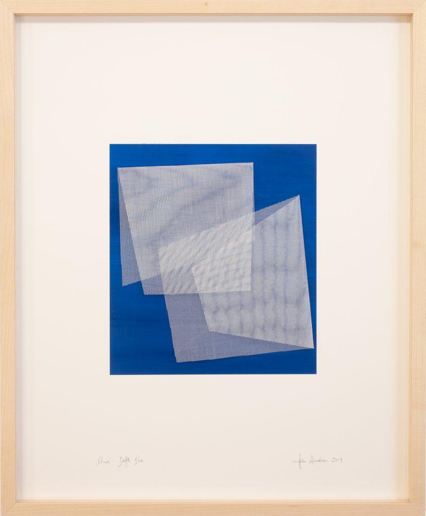 Moiré - Delft Blue
